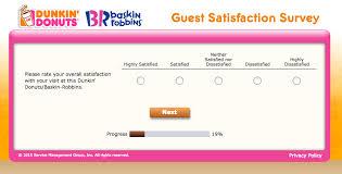 Telldunkin Official survey